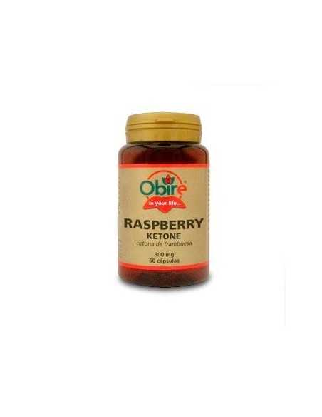KETONE RASPBERRY 300 MG 60 CAPS - OBIRE