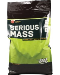 SERIOUS MASS 12 LB - OPTIMUM NUTRITION