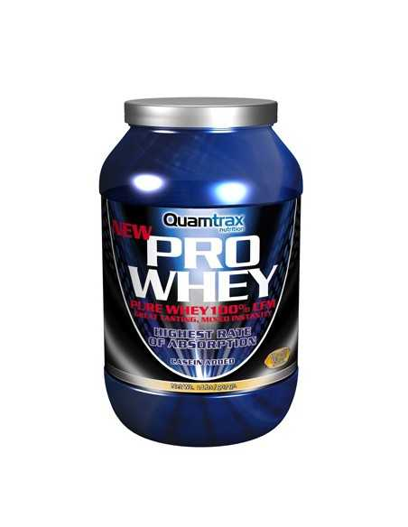 PRO WHEY 2.267 KGS - QUAMTRAX