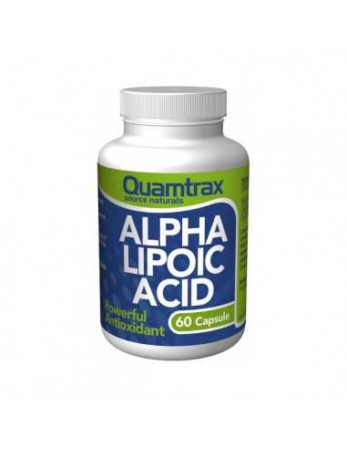 ALPHA LIPOIC ACID 60 CAPS 200 MG - QUAMTRAX