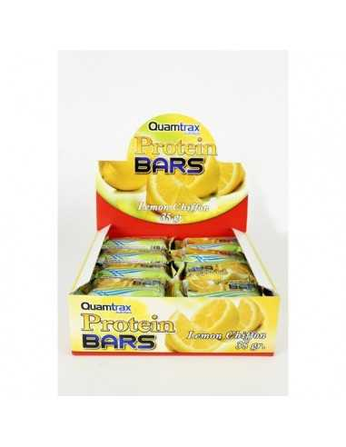 BARRITA PROTEIN BARS 35 GRS 32 UNIDS - QUAMTRAX