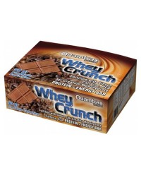 BARRITA WHEY CRUNCH BAR 50 GRS 24 UNIDS - QUAMTRAX