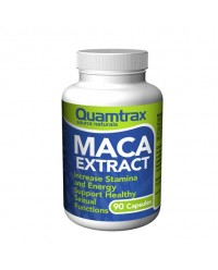 MACA EXTRACT 500 MG 90 CAPS - QUAMTRAX