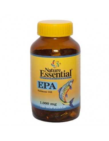 EPA ACEITE DE SALMON 1000 MG 100 PERLAS - NATURE ESSENTIAL