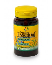 BORRAJA Y ONAGRA 50 PERLAS - NATURE ESSENTIAL