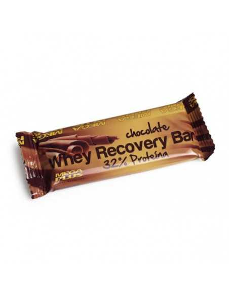 BARRITA DE PROTEINA WHEY RECOVERY BAR UNID - MEGAPLUS