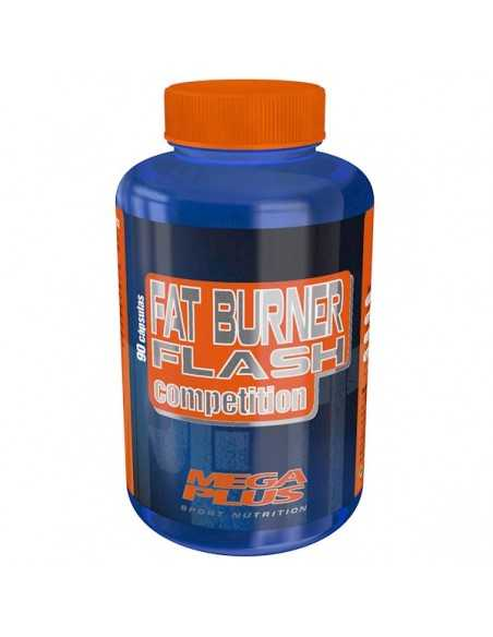 FAT BURNER FLASH COMPETITION 90 CAPS - MEGAPLUS