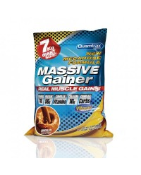 MASSIVE GAINER REAL MUSCLE GAINS 7 KGS - QUAMTRAX