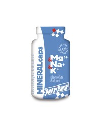 MINERAL CAPS ELECTROLYTE BALANCE 106 CAPS - NUTRISPORT