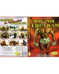 DVD RONNIE COLEMAN THE UNBELIEVABLE