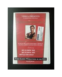 DVD GOLDEN AGE MUSCLE OLYMPIA 1982-1983