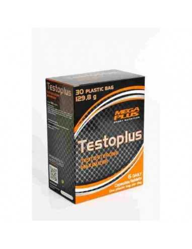 TESTOPLUS TESTOSTERONE MAXIMIZER 30 PACKS - MEGAPLUS
