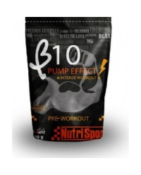 B10 PUMP EFFECT PRE-WORKOUT 400 GRS - NUTRISPORT
