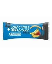 BARRITA LOW CARBS HIGH PROTEIN BAR 60 GRS - NUTRISPORT