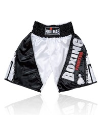 SHORT DE BOXEO - BOXING FIGHTER FLECOS - FUJI MAE
