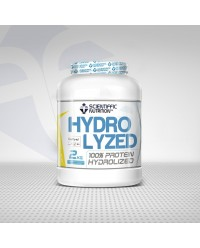 HYDROLYZED WHEY PROTEIN 2 KGS - SCIENTIFFIC NUTRITION