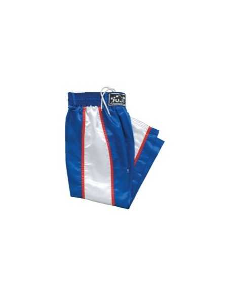 PANTALON FULL CONTACT BANDAS - FUJI MAE