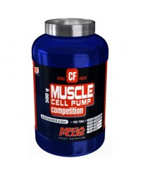 MUSCLE CELL PUMP COMPETITION 500 GRS - MEGAPLUS