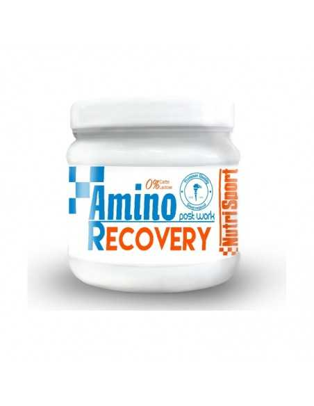 AMINO RECOVERY POST WORK 260 GRS - NUTRISPORT