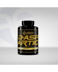 D-ASPARTIC + B-COMPLEX 120 CAPS - SCIENTIFFIC NUTRITION