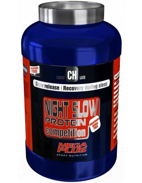 NIGHT SLOW PROTEIN COMPETITION 1 KG - MEGAPLUS