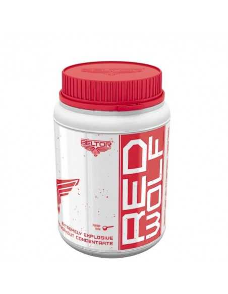 RED WOLF PRE-WORKOUT CONCENTRATE 180 GRS - BELTOR