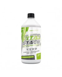 VITAL STACK DRINK CONCENTRATE 500 ML - TREC NUTRITION