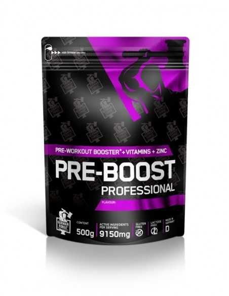 PRE-BOOST PROFESSIONAL 500 GRS - GERMAN FORGE
