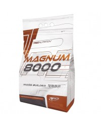 MAGNUM 8000 MASS BUILDER 5.450 GRS - TREC NUTRITION