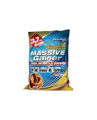 MASSIVE GAINER REAL MUSCLE GAINS 3.7 KGS - QUAMTRAX