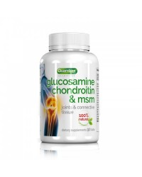 GLUCOSAMINE CONDROITIN Y MSM 90 TABS - QUAMTRAX