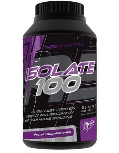 ISOLATE 100 750 GRS - TREC NUTRITION