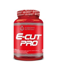ECUT PRO 120 CAPS - SCIENTIFFIC NUTRITION