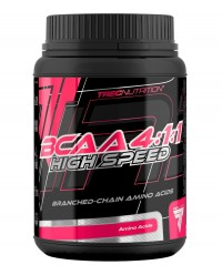 BCAA 4:1:1 HIGH SPEED 600 GRS - TREC NUTRITION