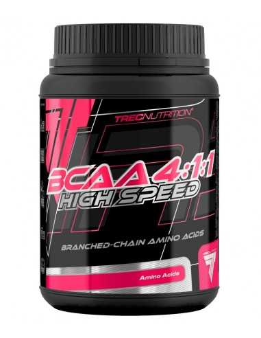 BCAA 4:1:1 HIGH SPEED 300 GRS - TREC NUTRITION