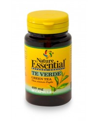 TE VERDE 400 MG 50 CAPSULAS - NATURE ESSENTIAL