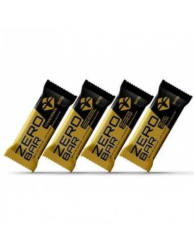 BARRITA DE PROTEINA ZERO BAR GOLD EDITION 60 GR- SCIENTIFFIC