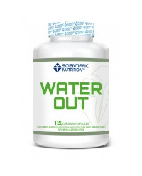 WATER OUT DIURETIC 120 CAPS - SCIENTIFFIC NUTRITION