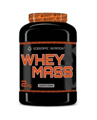 WHEY MASS 2 KGS - SCIENTIFFIC NUTRITION