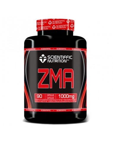 ZMA 1000 MG 90 CAPS - SCIENTIFFIC NUTRITION