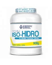 ISO-HYDRO 908 GRS - SCIENTIFFIC NUTRITION