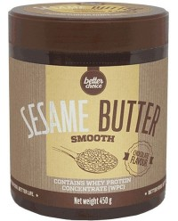 SESAME BUTTER SMOOTH 450 GRS - TREC NUTRITION