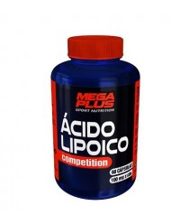 ACIDO LIPOICO COMPETITION 60 CAPS - MEGAPLUS