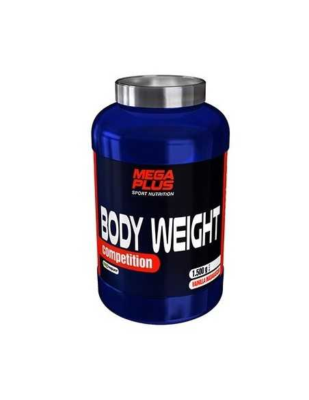 BODY WEIGHT COMPETITION 3 KGS - MEGAPLUS