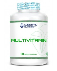 MULTIVITAMIN 90 TAB MASTICABLES - SCIENTIFFIC NUTRITION