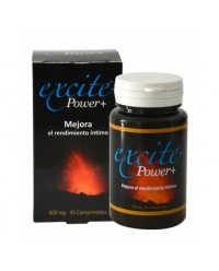 EXCITE POWER+ 400 MG 45 COMPRIMIDOS - NATURE ESSENTIAL