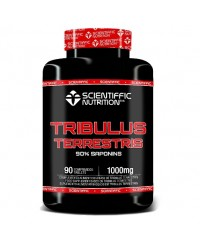 TRIBULUS TERRESTRIS 90% SAPONINAS 1000 MG - SCIENTIFFIC