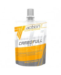 CARBO FULL GEL 90 GRS UNID - TREC NUTRITION