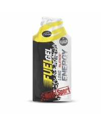 FUEL GEL LONG PALATINOSA ENERGY 30 GRS - NUTRISPORT
