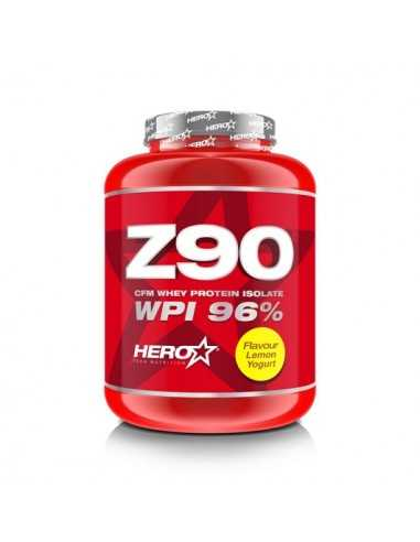 Z90 CFM WHEY PROTEIN ISOLATE 900 GRS - HERO TECH
